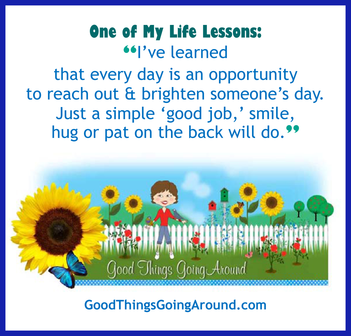 life lesson quote 12-8-2011 Poems About Life Lessons Learned