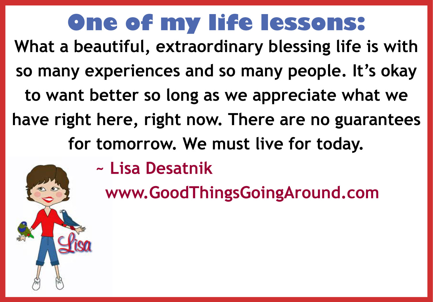what important lessons in life are Life lessons are loaded with astuteness since they frequently must be scholarly the most difficult way possible in any case, the hardest part of that procedure is understanding that occasionally few out of every odd open door keeps going forever.