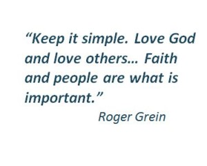 Roger Grein quote
