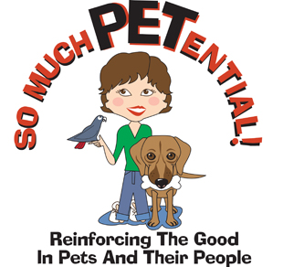 So Much PETential! dog training by Lisa Desatnik