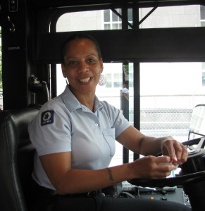 Cincinnati Metro bus operator honored for rescuing a child