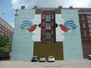 ArtWorks Cincinnati mural
