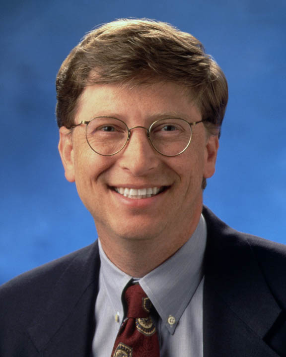 Bill Gates and wife Melinda, together with Warren Buffett, came up with the idea for the Giving Pledge