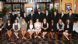 Anthony Munoz Foundation Straight A Student finalists