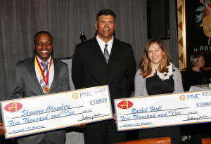 Anthony Munoz Foundation Straight A students