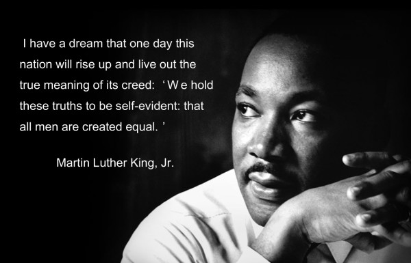 Martin Luther King Jr quote