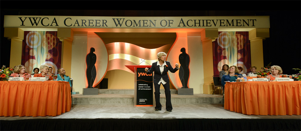 YWCA Women of Achievement Luncheon