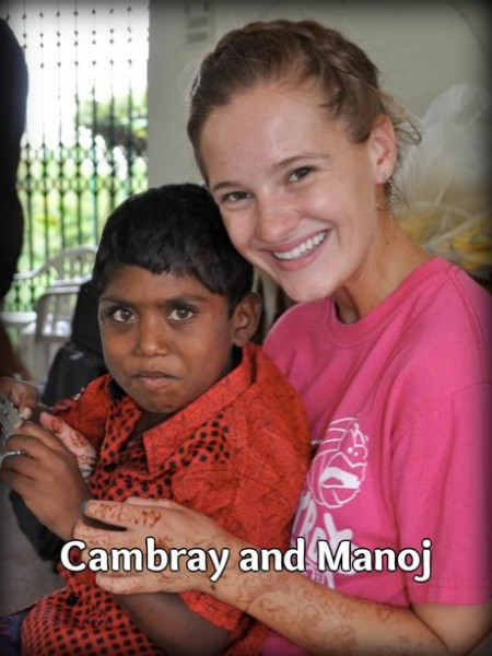 Cambray Smith in India