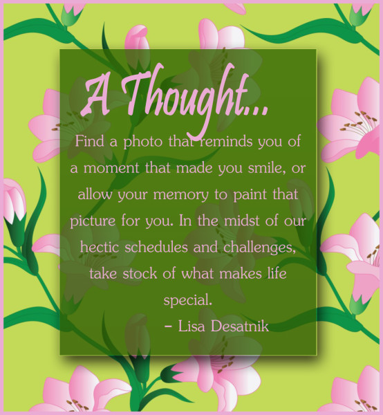 gratitude quote by Lisa Desatnik