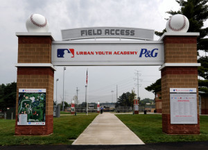 Cincinnati Reds Urban Youth Academy