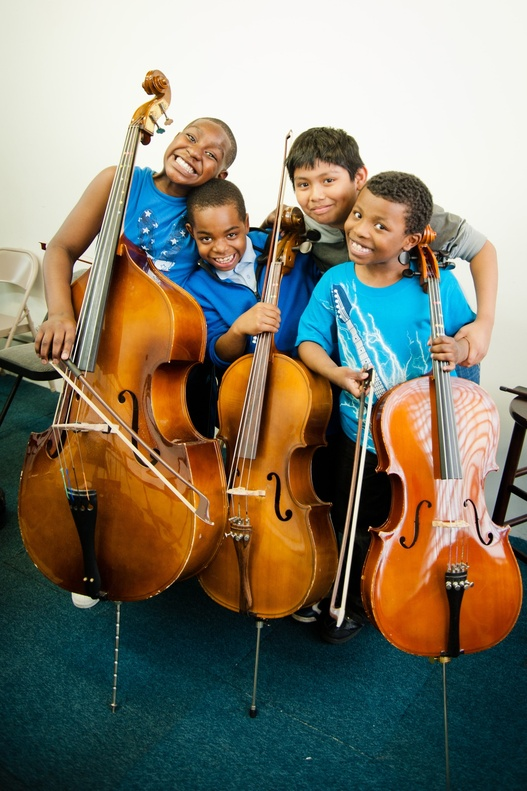 MyCincinnati Orchestra in Price Hill, a Cincinnati neighborhood, teaches kids confidence through music