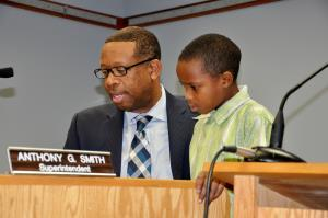 Winton Woods Elementary School student in Cincinnati earns Kiwanis Character is Key Award for Fairness