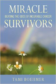 Miracle Survivors book about cancer survivors by Cincinnati author Tami Boehmer