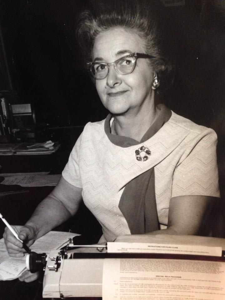 Mabel Storer was one of the first female newspaper reporters in Ohio