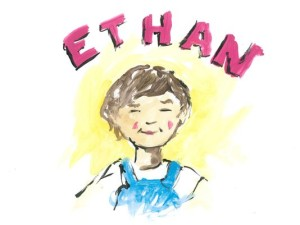 Ethan the Brave book about kids with disabilities by Sara Bitter