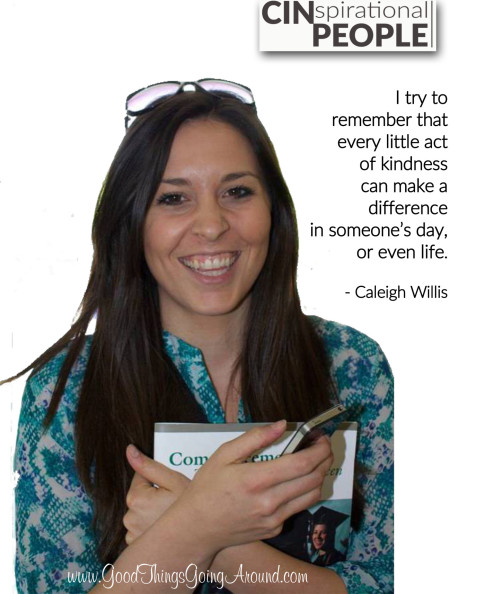CINspirational People: Caleigh Willis, marketing director of the Anthony Munoz Foundation