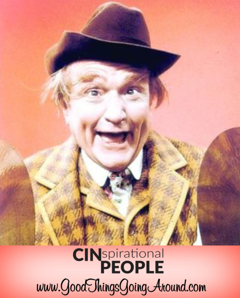 Jennings Barnett has been entertaining for years, playing the role of many Red Skelton characters