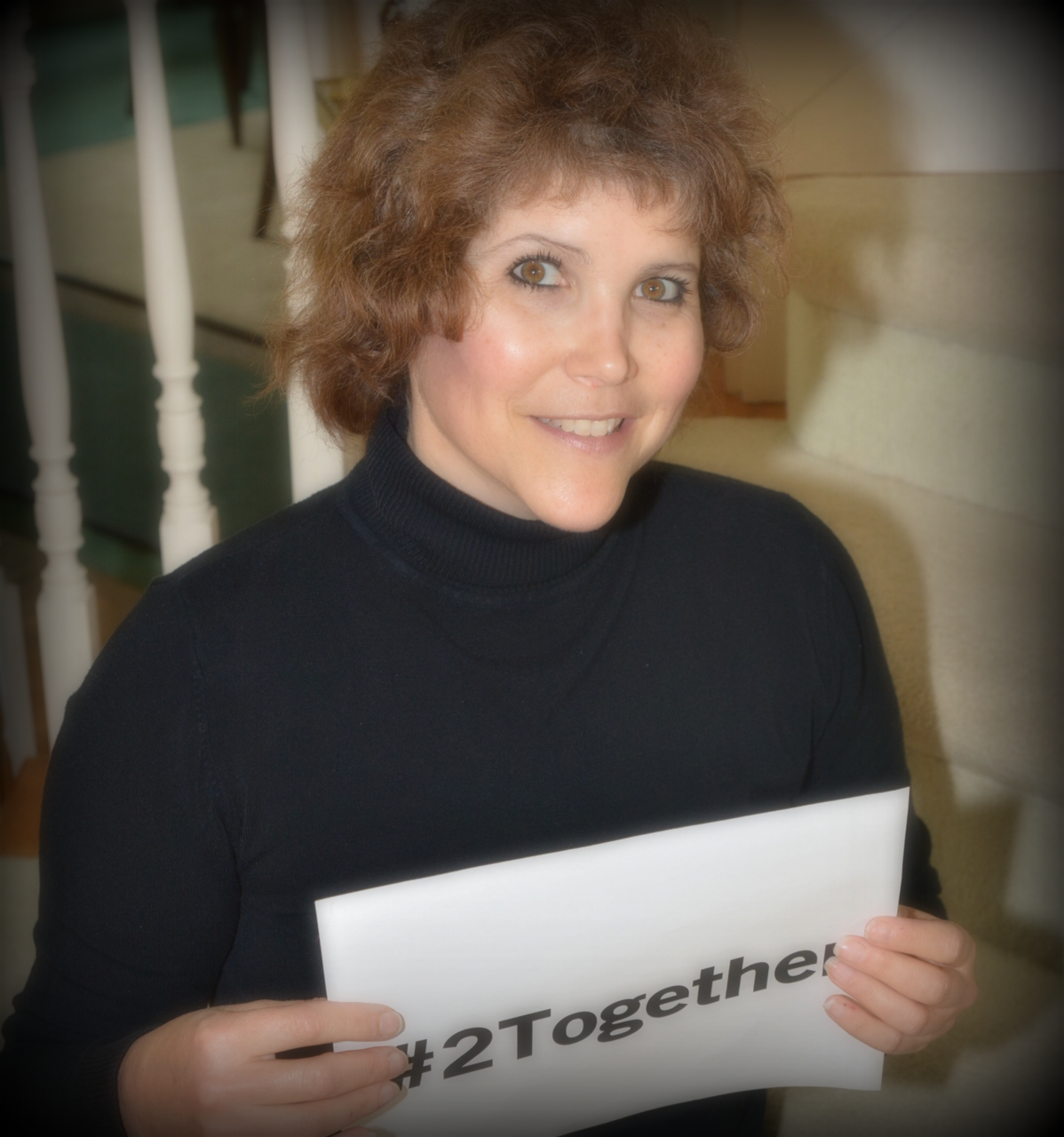 Join Lisa Desatnik in supporting the #2TogetherProject