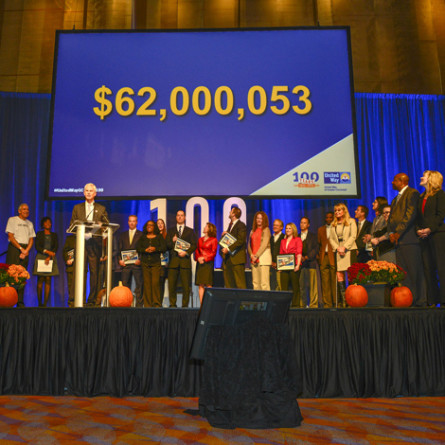 United Way of Greater Cincinnati Exceeded Its 2015 Fundraising Goal