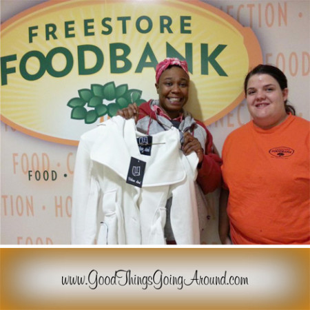Cincinnati nonprofit, Freestore Foodbank, helped Niki out of homelessness
