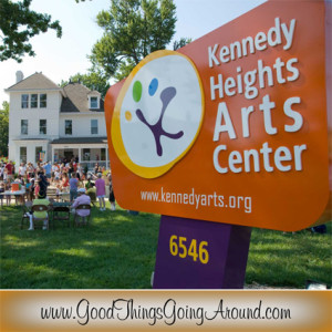 Kennedy Heights Arts Center received a grant from the Greater Cincinnati Foundation