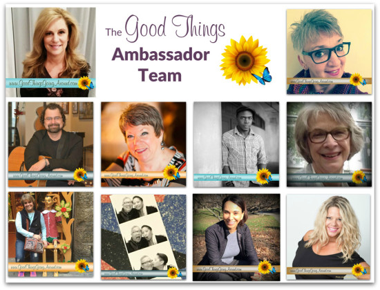 Good Things Ambassador Team