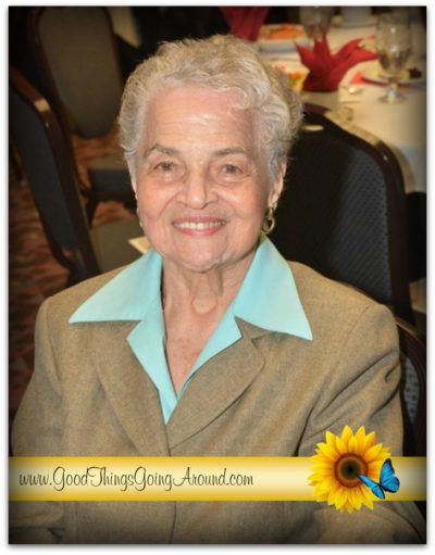 Marian Alexander Spencer was honored by the Assistance League of Greater Cincinnati
