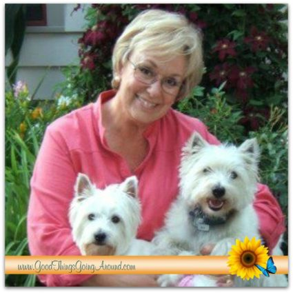 Carol Sanger is board chair of League for Animal Welfare and works with West Highland Terrier dog rescues