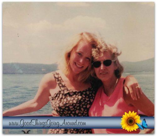 Deb Haas of Cincinnati shares her thoughts and memories of her mom on Mother's Day.
