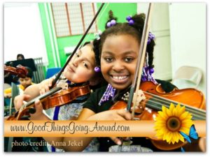 MYCincinnati is a Cincinnati youth orchestra in Price Hill that teaches youth about values, life skills and music