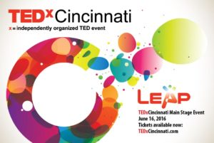 TEDxCincinnati Main Stage Event 2016