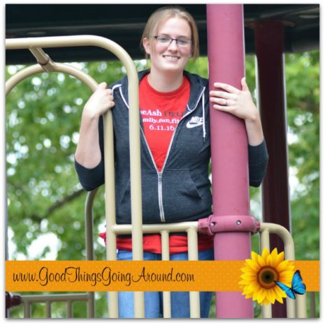 Nikki Earhart coordinates youth and family programming for the City of Blue Ash in Cincinnati