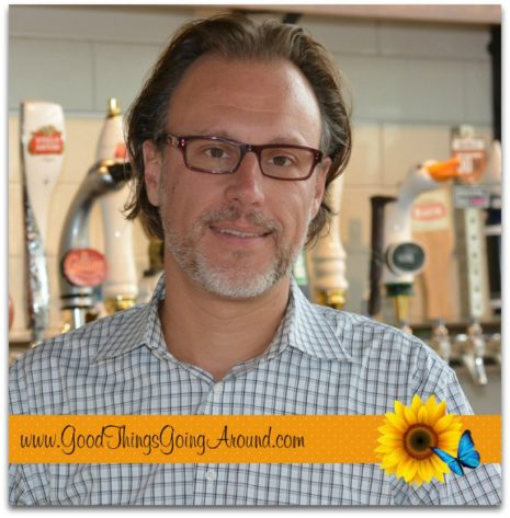 Jean-Francois Flecher is owner and chief waffle officer of Taste of Belgium based in Cincinnati
