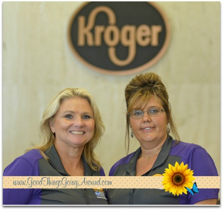 Traci Stewart and Rachel Lawson began a Disabilities Resource Care Group at Kroger in Cincinnati