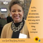 Karyl Cunningham is executive director of the YMCA of Greater Cincinnati Black and Latino Achievers Program