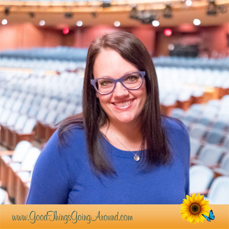 Elizabeth Truitt is director of public relations for Broadway in Cincinnati