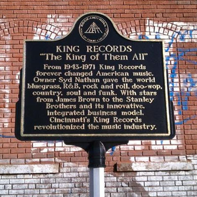 King Records Cincinnati landmark