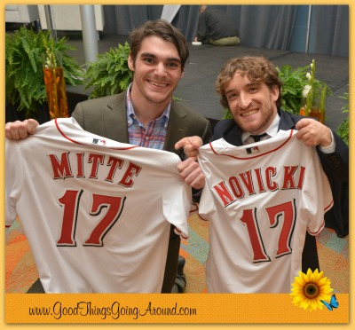 RJ Mitte and Nic Novicki were among the celebrities who attended the 2017 Cincinnati ReelAbilities Film Festival