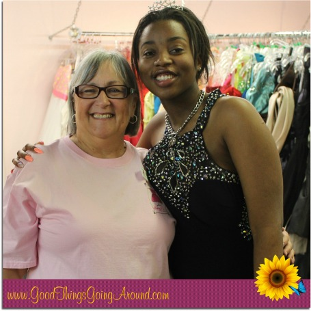 Kathy Smith was executive director of Cincinnati nonprofit Kenzie's Closet, and shares how it helps prom dreams come true for local teens