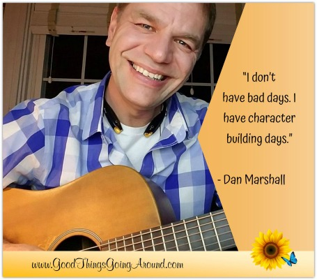 Dan Marshall is a Cincinnati musician, speaker, and business consultant.