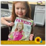 Varen Noell Rogers was chosen as the cover girl for Cincinnati Family Magazine