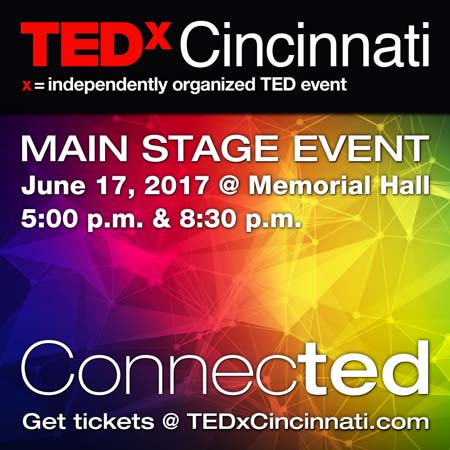 Tish Hevel, founder of the Brain Donor Project, will be a speaker at the 2017 TEDxCincinnati Main Stage event.