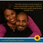 Danielle and Chris Jones of Cincinnati wrote a book about their journey through tragedy and finding joy.