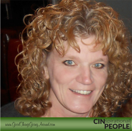 Lisa Cousineau Profile Good Things Going Around
