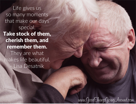 quote about appreciation by Lisa Desatnik | Good Things ...